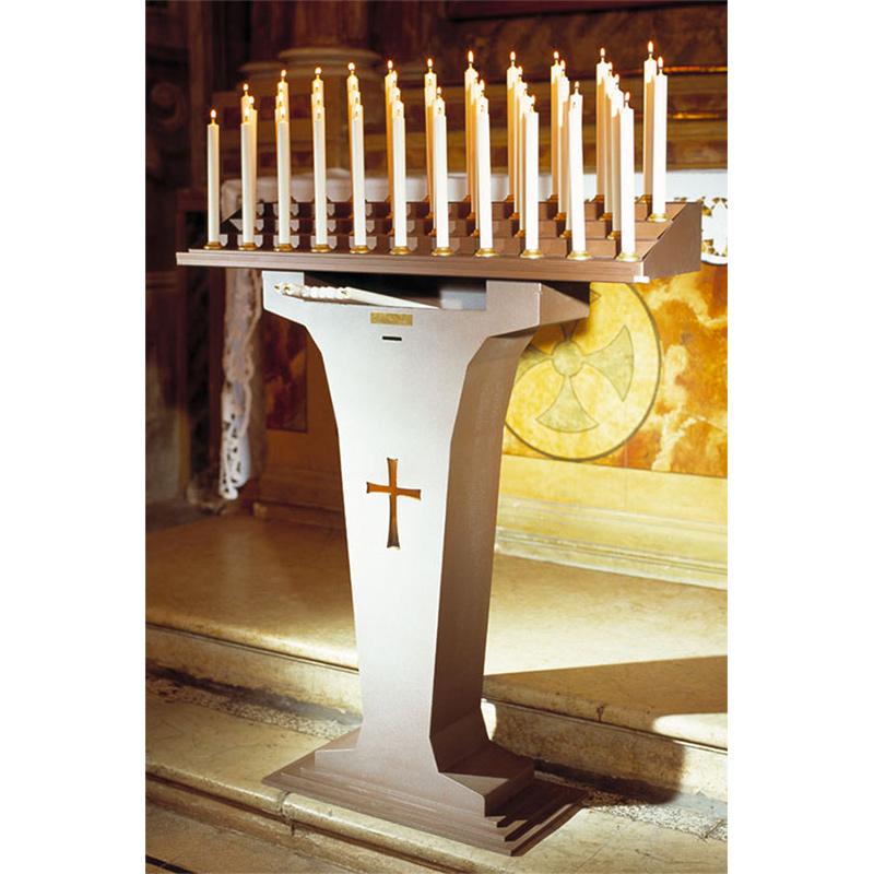 Ceri ceretti e candele religiose